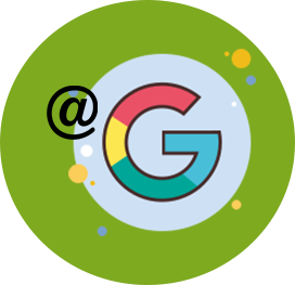 mention in google icon